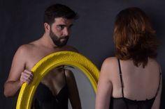 Personas mostra os conflitos entre seis personagens na busca pela vivência de desejos (Humberto Araújo/Divulgação)