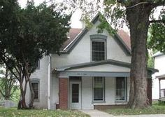 The Sallie House in Atchison Kansas. There have been full-bodied apparitions and objects flying through the air. Items have moved, been misplaced or lost only to reappear or show up later or at another location. Some believe that what exists in the house is evil. Some believe that the entities within the house are reaching out and in need of our help. Whatever the case - HAUNTED!