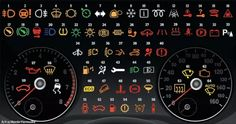 Suzuki jimny instrument panel battery light means on your dashboard mitsubishi galant vii 03 93 12 96 tpms warning light low tire pressurePlete To The 64 Warning Lights On. Hummer, 4x4, Mitsubishi Galant, New Thought, Car And Driver, Santa Fe, Motor, Fendi, Symbols