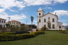 Rio de Contas, Bahia - Brasil - Matriz do Santíssimo Sacramento