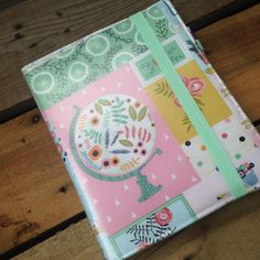 Spring Love Ministry folder, 11 pocket Magazine Folder, Ministry Folder, Made to Order by keepeweclean on Etsy