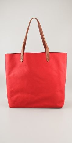 Indy Tote / Madewell