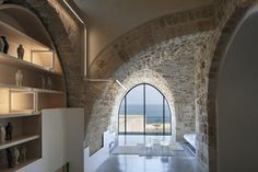 Image 61 of 71 from gallery of Old Jaffa House 4 / Pitsou Kedem Architects. Photograph by Amit Geron Old Jaffa, Pitsou Kedem, Joinery, Interior Architecture, Home And Family, Rustic, Mansions, House Styles, Gallery