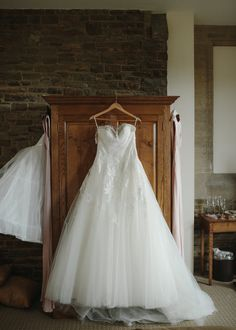 Fairytale Wedding Dress!  By Pronovias with some embellishments, read more here; Www.LeanLivingGirl.com xx