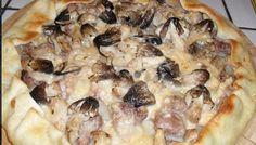 Tra le ricette di Simona c'è anche quella della torta salata con funghi e salsiccia una vera goduria da fare in pochi minuti