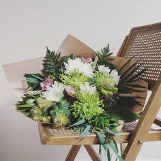 FRESH FLOWER BOUQUET F l o r a l S t y l i s t  (@pebbleanddot) How gorgeous are these pastels ♡ My fave white chrysys + hellebors in one posy 🙈 Fresh Flowers, Pastels, Bouquets, Plants, Bouquet, Bouquet Of Flowers, Plant, Planets