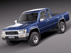 toyota hilux 1989 model - Google Search