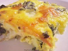 Delicious Crutless Veggie Quiche, Gluten Free, Quick Easy Recipe!