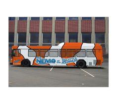nemo - jonathan m. gingrich | vehicle wraps