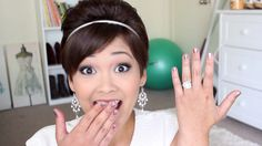 Wedding Makeup Tutorial http://youtu.be/zpq0Aa6I7Bw