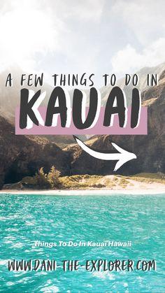 Kauai Hawaii, Hawaii Vacation, Dream Vacations, Vacation Spots, Maui, Hawaii Honeymoon, Tennessee Vacation, Nashville Tennessee, Kauai Things To Do