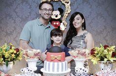 Olá, pessoal… O post de hoje é sobre a festa de aniversário do meu filhote no Sábado passado....