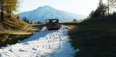 Wie funktioniert #Snowfarming? #mountaintalk Snow, Outdoor, Summer, Outdoors, Outdoor Games, The Great Outdoors, Eyes, Let It Snow