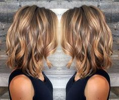 Cute Balayage Short Hair
