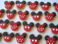 Mouse Sugar Cookies2 Dozen by acookiejar on Etsy, $24.95