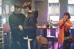 """Strong Woman Do Bong Soon"" Promises Hilarious ""Skinship"" Scenes Between Ji Soo And Park Hyung Sik   Soompi"