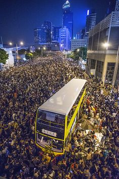 Occupy Central Demo | Flickr - Photo Sharing!