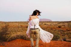 Uluru wedding / Lara Hotz Photography Couple Shots, Sydney Wedding, Wedding Locations, Wedding Portraits, Portrait Photographers, Wedding Styles, Wedding Planning, Fashion Photography, Wedding Inspiration