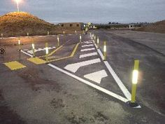 Line Marking, Factory Safety Linemarking, Road and carparks