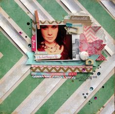 Layering Tutorial | Scraptastic Club by DT @Nicole Novembrino Novembrino Novembrino Novembrino Doherty-Nowosad