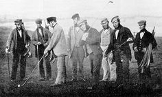 How many of you know the history of the golf , how the revolution started from 1527 A.D and continuing now: http://www.alaskajuniorgolf.org/2010/09/golf-history.html