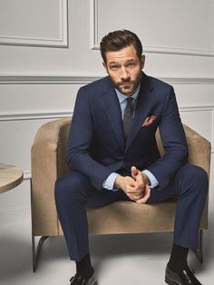 Best of Mens Fashion Classy Gentleman Style Look Formal, Men Formal, Der Gentleman, Gentleman Style, Best Mens Fashion, Mens Fashion Suits, Terno Slim, Style Costume Homme, Herren Outfit