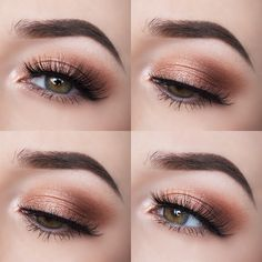 Smokey Peach Eyes. | Gemma Louise // Beauty & Lifestyle Blog