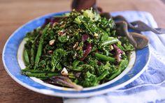 Kale and Green Bean Market Salad