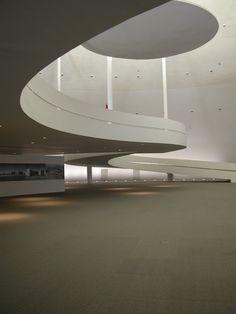 Museu projetado por Niemeyer - Brasília, 2006