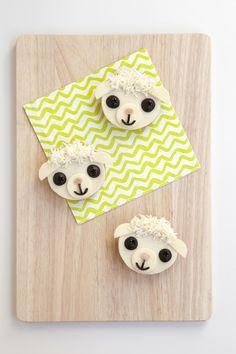 Pecorelle... divertenti! #creativefood #cibocreativo