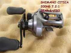 Proven Shimano technology comes to the new Citica I Series bait casting reels, including X-Ship for smooth retrieval of your favorite bait. Shimano Fishing Reels, Shimano Reels, Itchy Mosquito Bites, Fish Swimming, Spinning Reels, Positive Attitude, Gears, Packaging, Bait