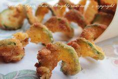 Zucchine impanate e fritte Spirale gustosa