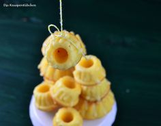 Mini Gugl mit Erdnuss, Kaffee, Zitrone oder Maracuja | Das Knusperstübchen