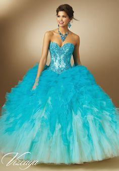 Mori Lee Quinceanera Dress Style 89050