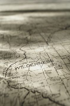 Grab a map and wander into the unknown.