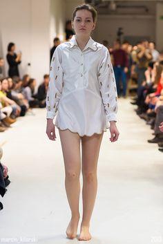 design by Emilia Grzesińska Fashion Design Dept at School of Form #schoolofform fot. Marcin Kilarski