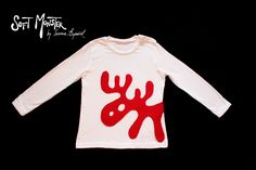 CRAZY REINDEER TEE www.softmonster.es Special People, Reindeer, Tees, Sweatshirts, Clothing, Sweaters, Shopping, Fashion, Outfits