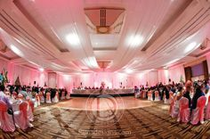 We love the pink lighting and exquisite draping by Luma Designs for this wedding! Let me them do this for your big day! Click the image to learn more. Photo credit: Luma Designs webpage