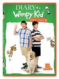 Diary of a Wimpy Kid: Dog Days DVD ~ Zachary Gordon, http://www.amazon.com/dp/B005LAIIT4/ref=cm_sw_r_pi_dp_fEgSqb0JR89AW