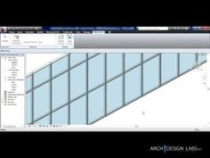 How to insert a door in a curtain wall in Revit. Uganda, Garage Doors, Curtains, Architecture, Outdoor Decor, Wall, Home Decor, Arquitetura, Room Decor