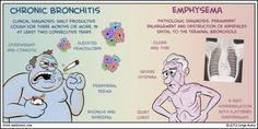 Bronquitis y enfisema