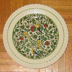 Royal Doulton Persian chintz plate, D3550