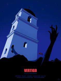 The Birds & Vertigo Hitchcock Posters Release From Mondo