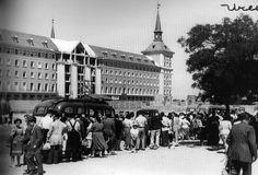 1953 Plaza de la Moncloa
