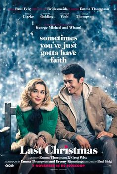 Last Christmas streaming VF film complet (HD) - streamcomplet - film streaming Movies 2019, New Movies, Movies To Watch, Good Movies, Movies Online, Imdb Movies, Amazon Movies, Michelle Yeoh, Emma Thompson