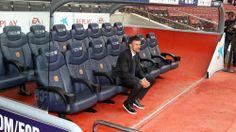 Luis Enrique #LuisEnrique #Coach #FCBarcelona #LuchoisBack