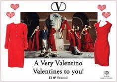 Valentino Valentine!