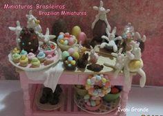 Miniaturas Brasileiras- Brazilian Miniatures: Easter ou Pascoa