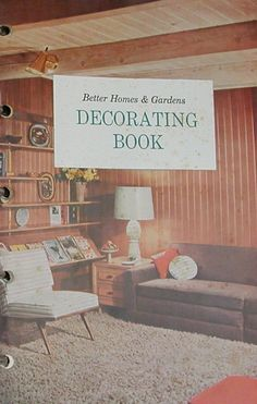 1956 Better Homes and Gardens Decorating Book