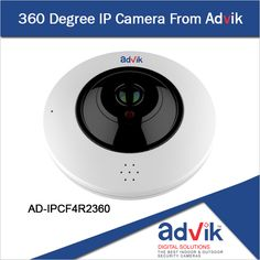 Circumspect security with Advik's 360 degree #IPCamera and 8 modes of panoramic view. Click here for more information: https://goo.gl/w54DaG